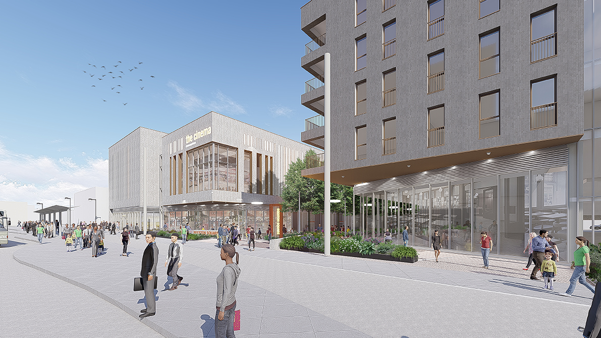 ARC CINEMA SIGNED UP FOR EAST MIDLANDS MIXED-USE DEVELOPMENT