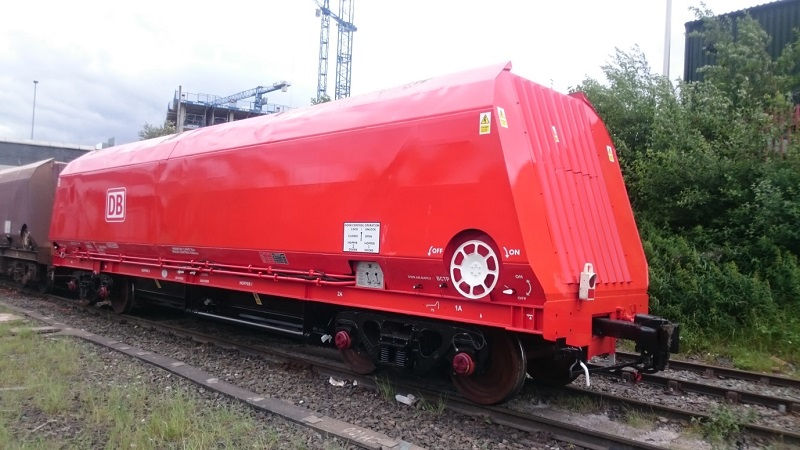 DB Cargo UK Announces Conversion of 110 HTA Coal Hoppers