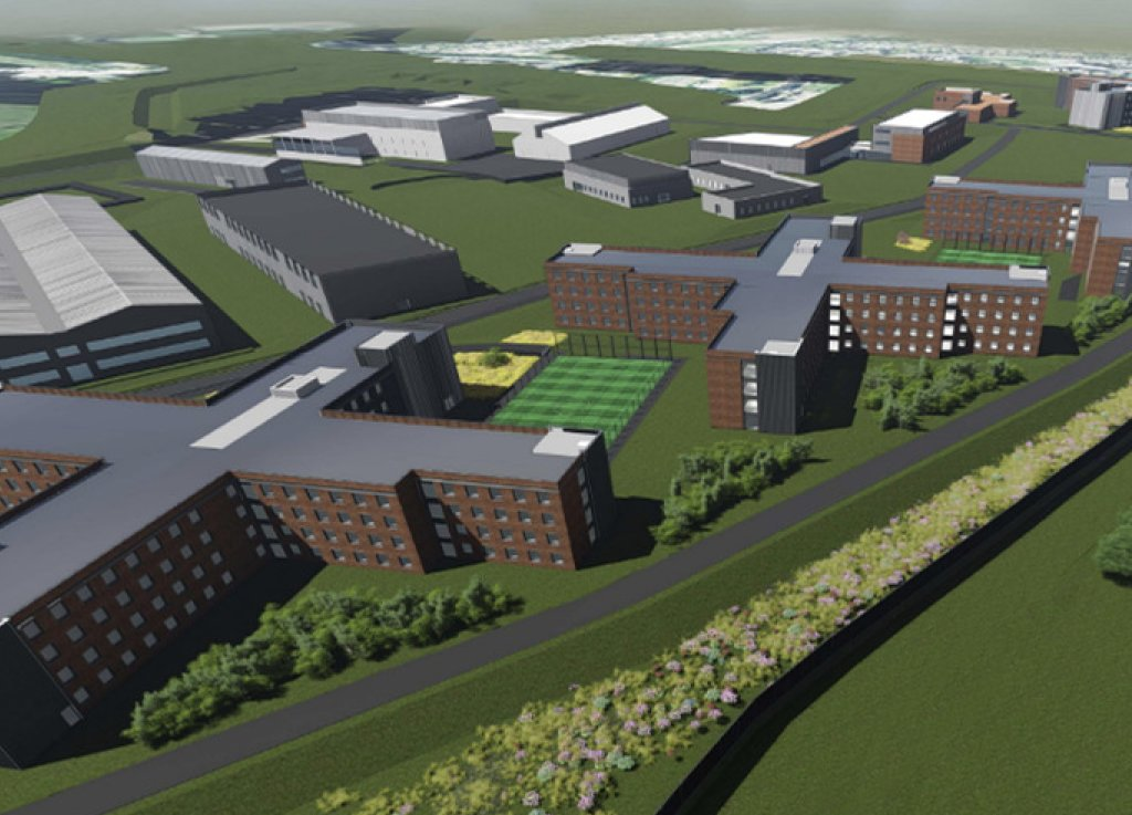 Kier Confirmed as Main Contractor for New Prison