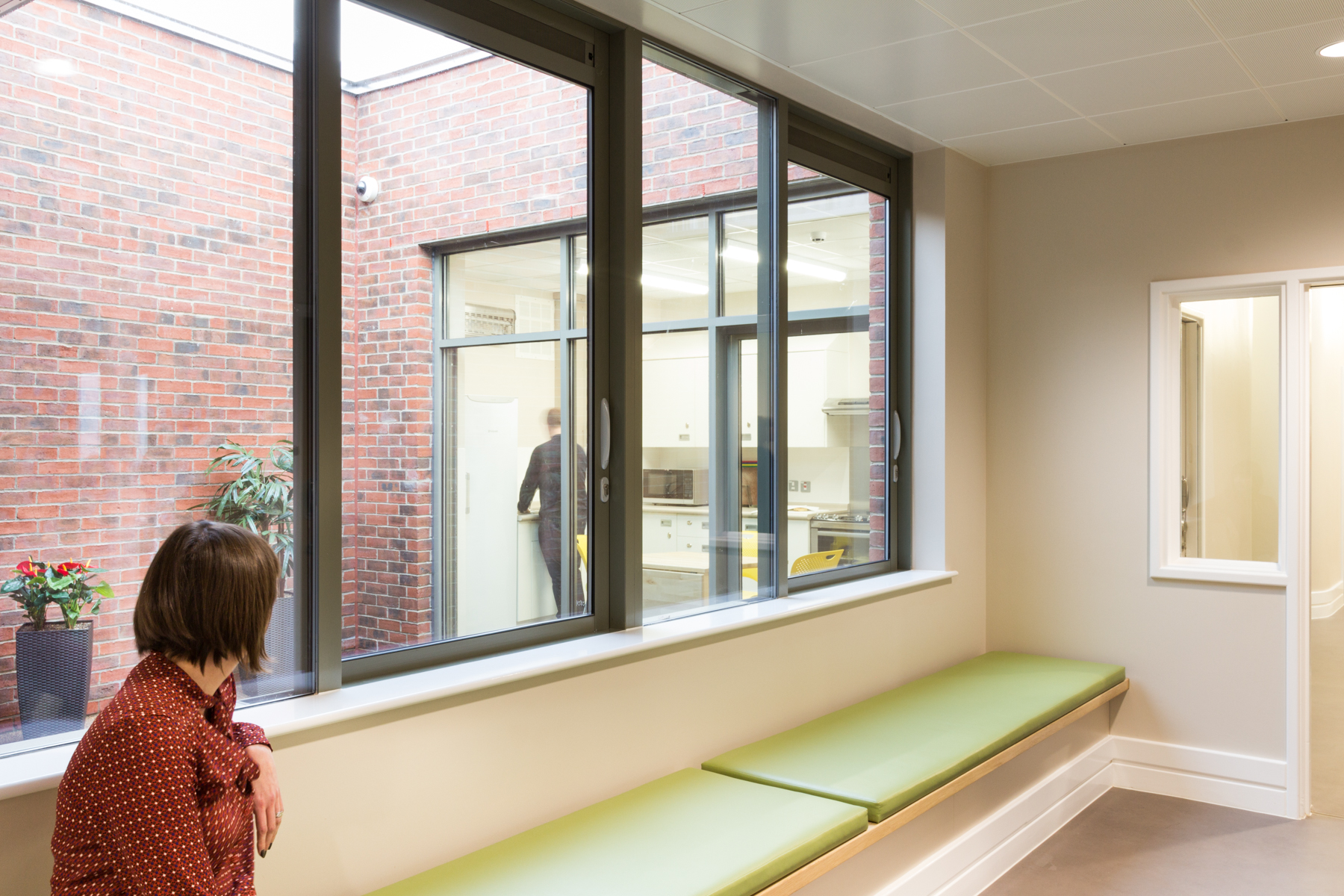 Kawneer's Windows Help Design Pioneering Autism Centre
