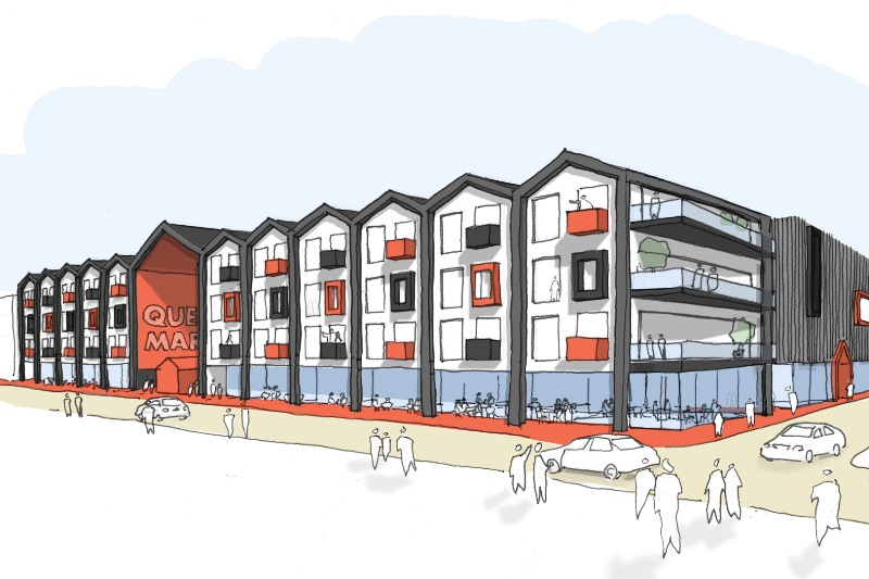 Plans Revealed for Rhyl Regeneration