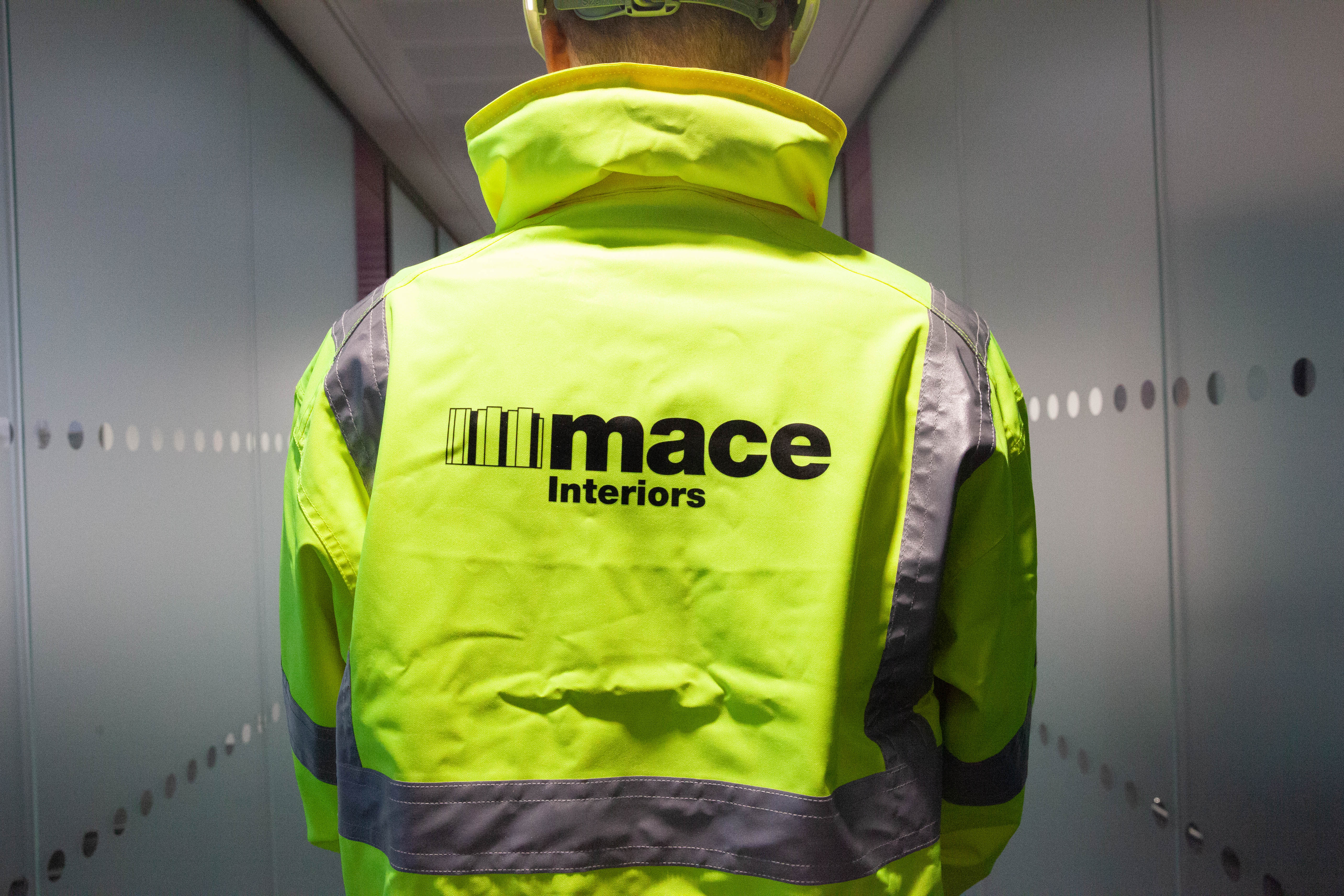 Mace appoints Stewart Ward and rebrand fit-out business as 'Mace Interiors'