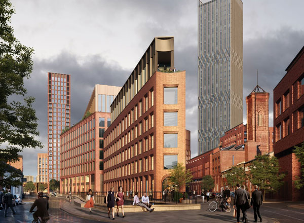 Leeds Council Approves City Centre Regeneration Plan