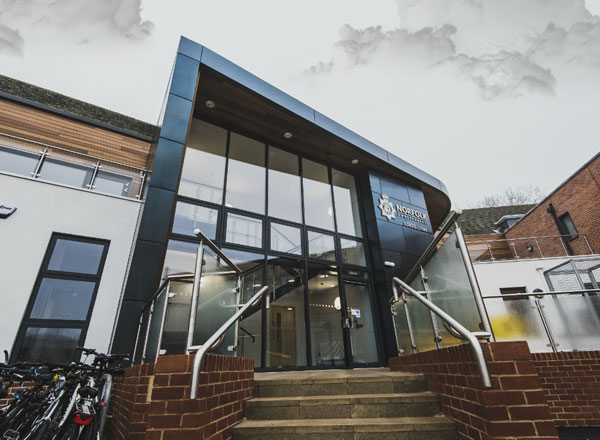King's Lynn Renovated Police Station Opens