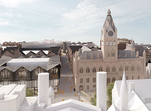 Architect AHR Selected for Chester Northgate Scheme
