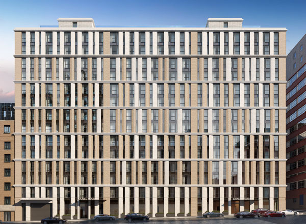 Post Office Redeveloped Into Apartments
