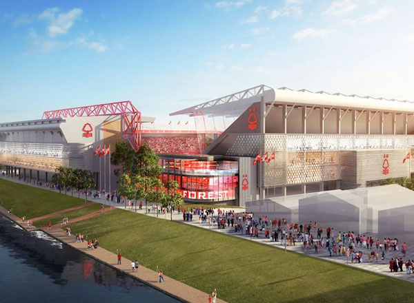 Plans to Redevelop Nottingham Stadium Approved