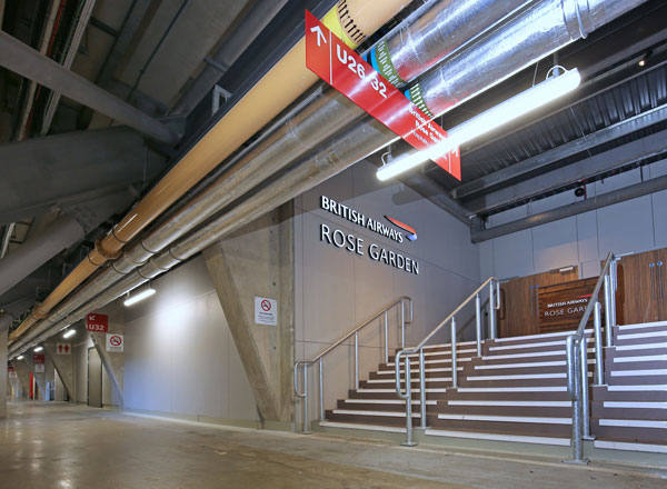Cembrit Installs Board at Twickenham Stadium