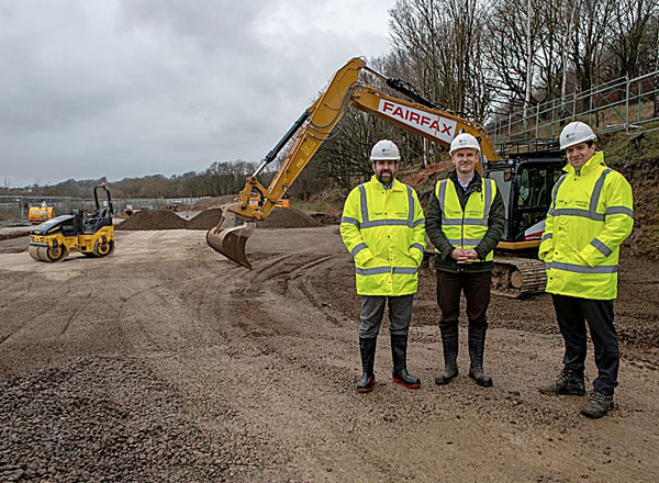 Leeds Housing Scheme Is Underway