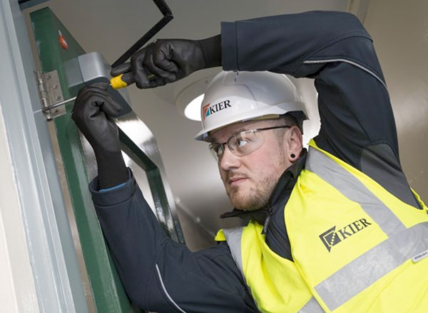 Kier Named Contractor on Fire Safety Framework