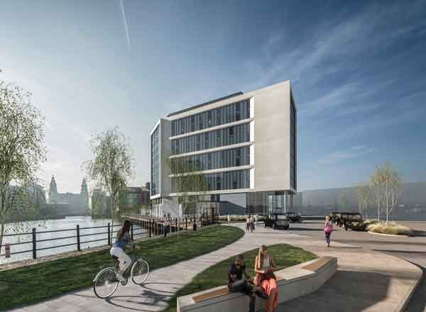 Plans Submitted For Liverpool Cruise Hotel