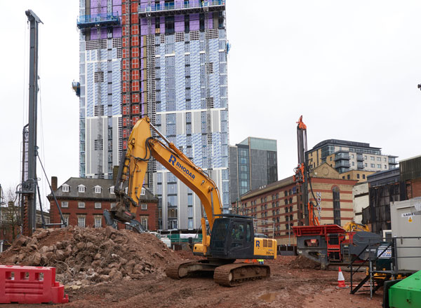 Site Remediation Work Completed in Birmingham