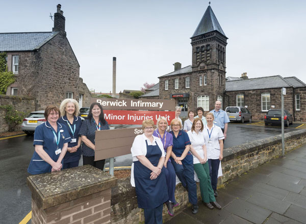 New £25M Hospital Arrives to Berwick