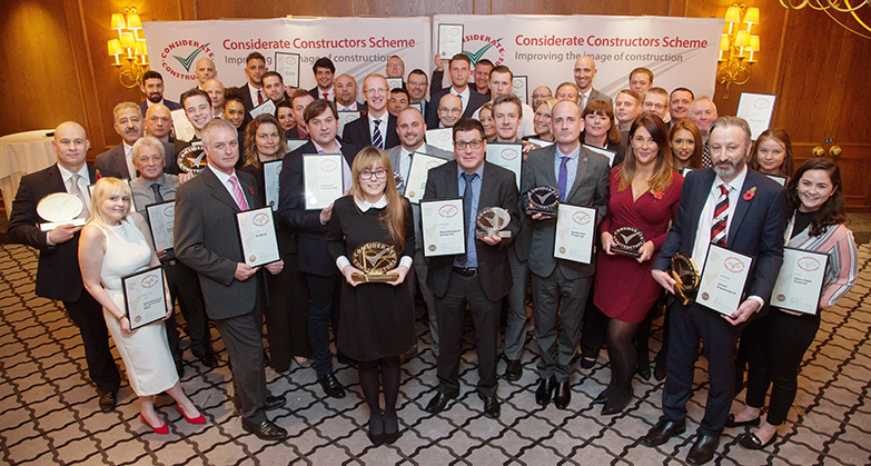 National Awards for highest-performing construction companies and suppliers coming soon!