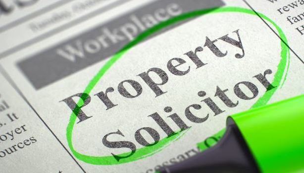 How to register unregistered property