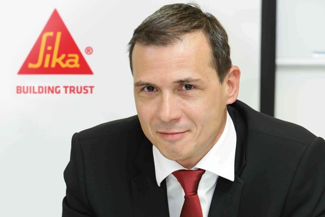 Sika Appoints Dragan Maksimović as UK General Manager