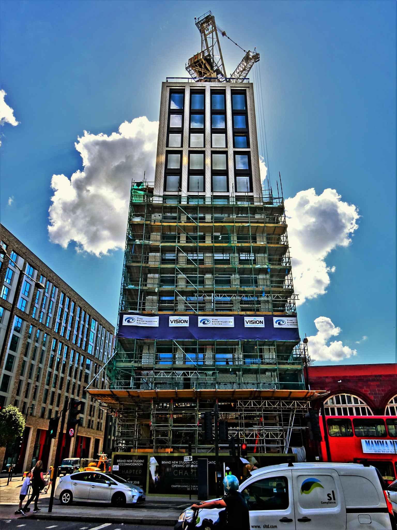 New Student Accommodation in London