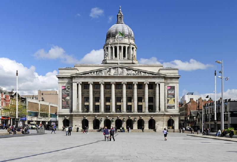 The Avitus Scheme Has Planned to Rake Place in Nottingham