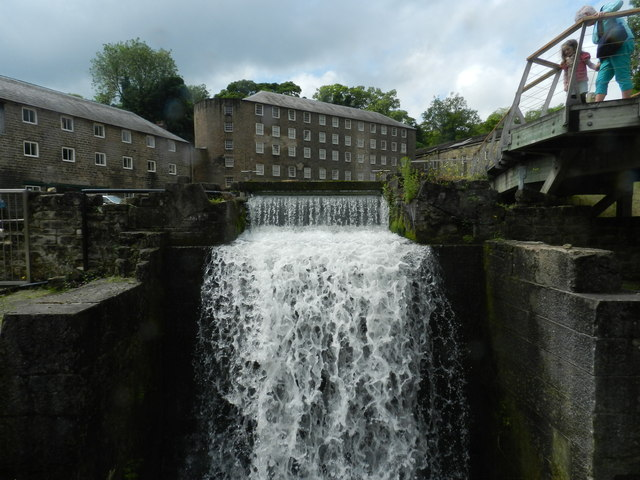 The Launch of Cromford Creative: Restoring the Mills