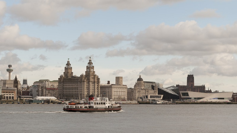First Look At the No.8 Princes Dock Which Has Been Released