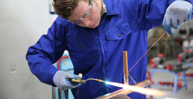 Association of Plumbing & Heating Contractors: Recognition of Apprenticeships on the Rise