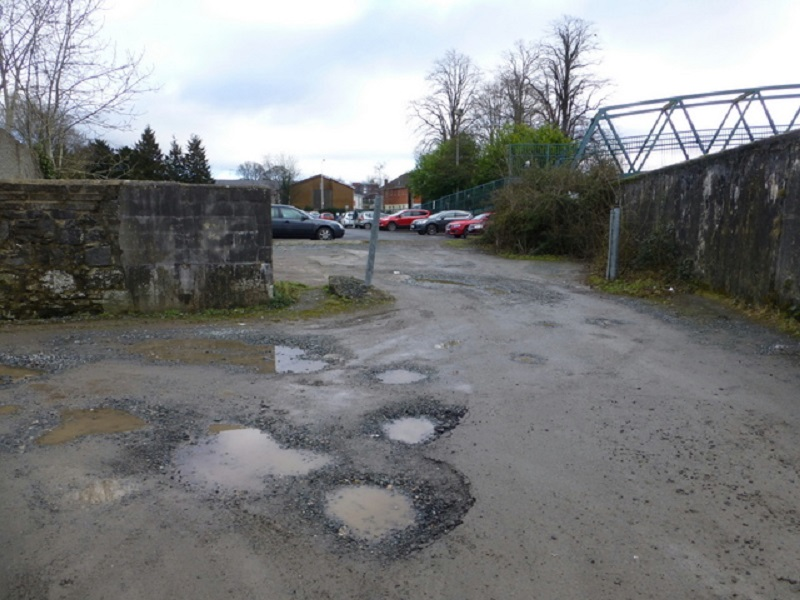 Roads Are Getting Fixed in Renfrewshire