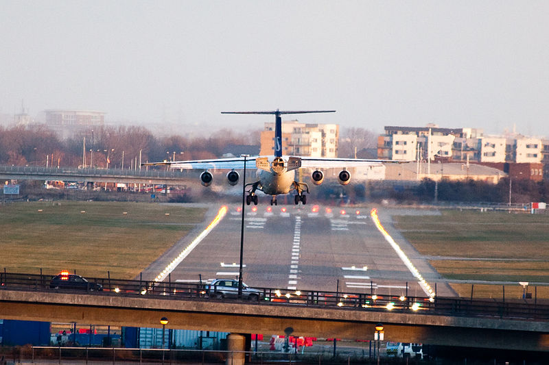 BAM Nuttall Wins Contract at the London City Airport