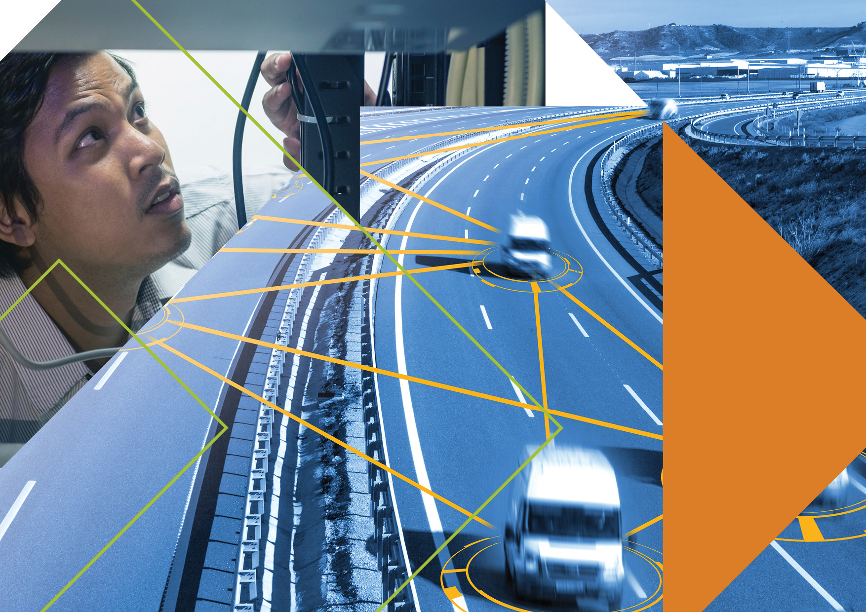 Connected Vehicle Technology Contract Goes to Costain