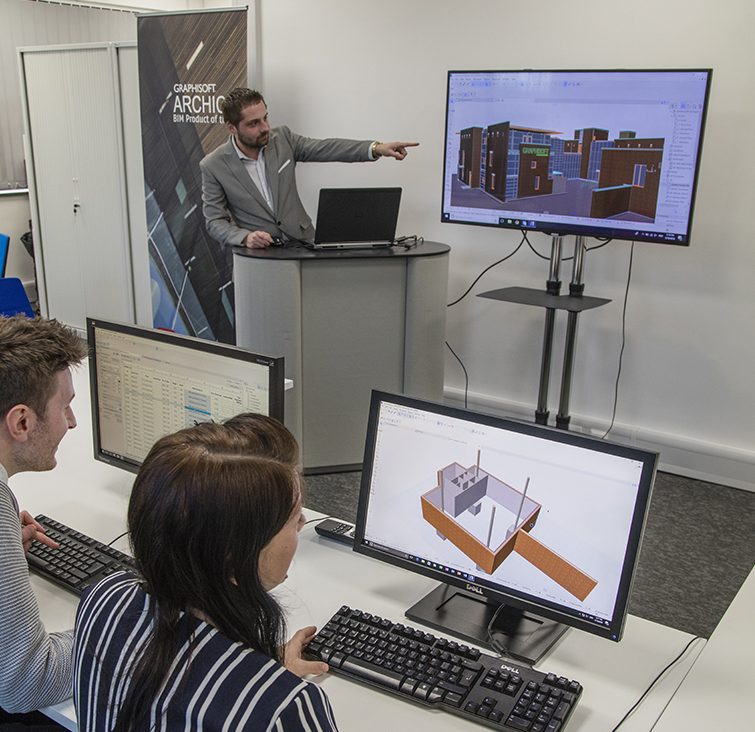 New training facility boosts BIM training opportunities for architects