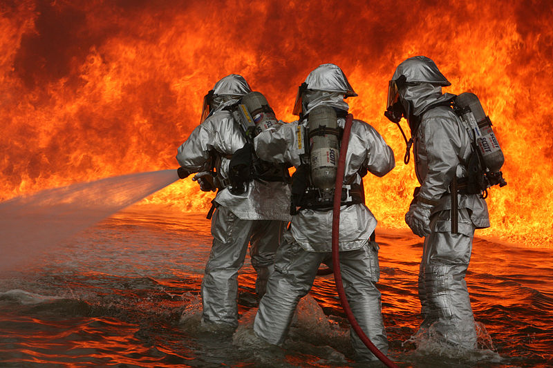 The future of firefighting and fire safety