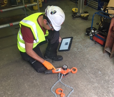 Leading equipment testing specialist switches to RFID system