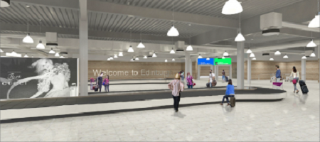 BAM Appointed Lead Contractor at Edinburgh Airport Expansion