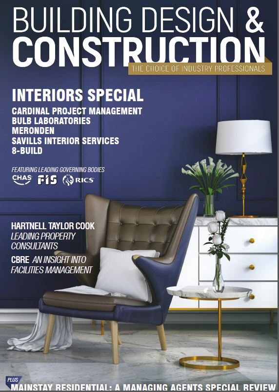 BDC Magazine April 2019 with Neal O'Grady, Managing Director of Integrated Property Management (IPM)