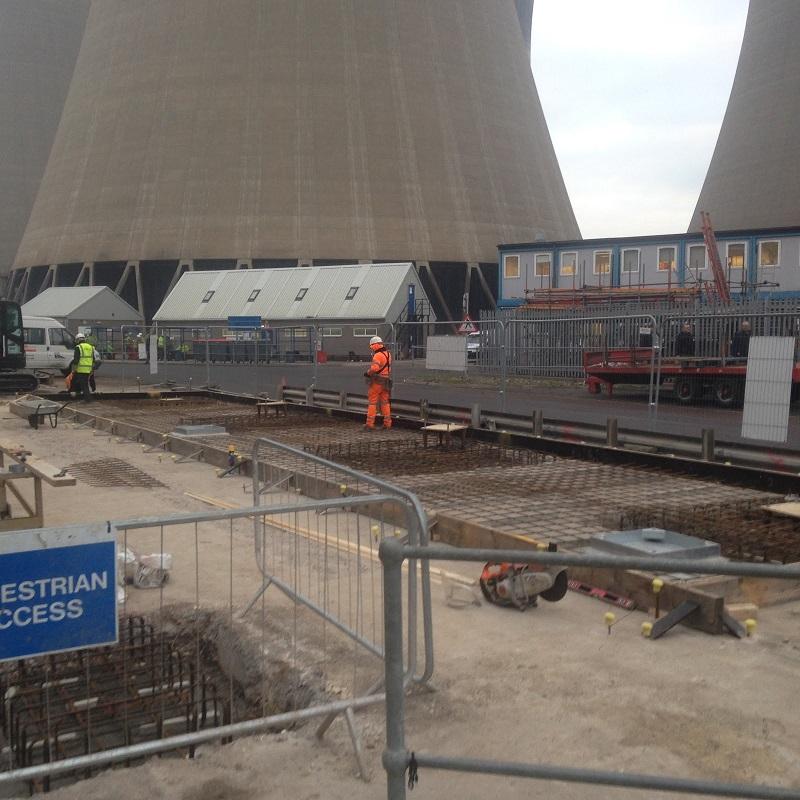 Britcon Announced That They Have Completed a Project for Drax Group Plc