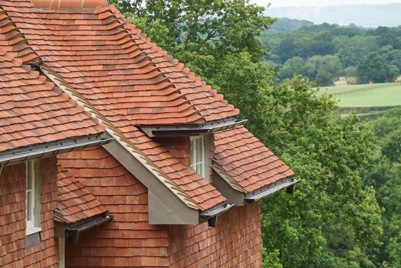 Brookhurst Managed to Create Around 50,000 Plain Clay Roofing Tiles