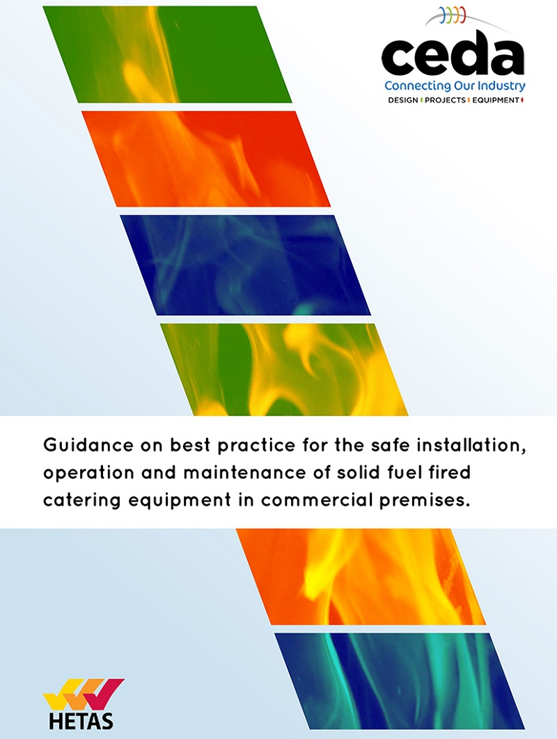 Ceda Technical Support Advisor creates new Industry Guidelines with HETAS