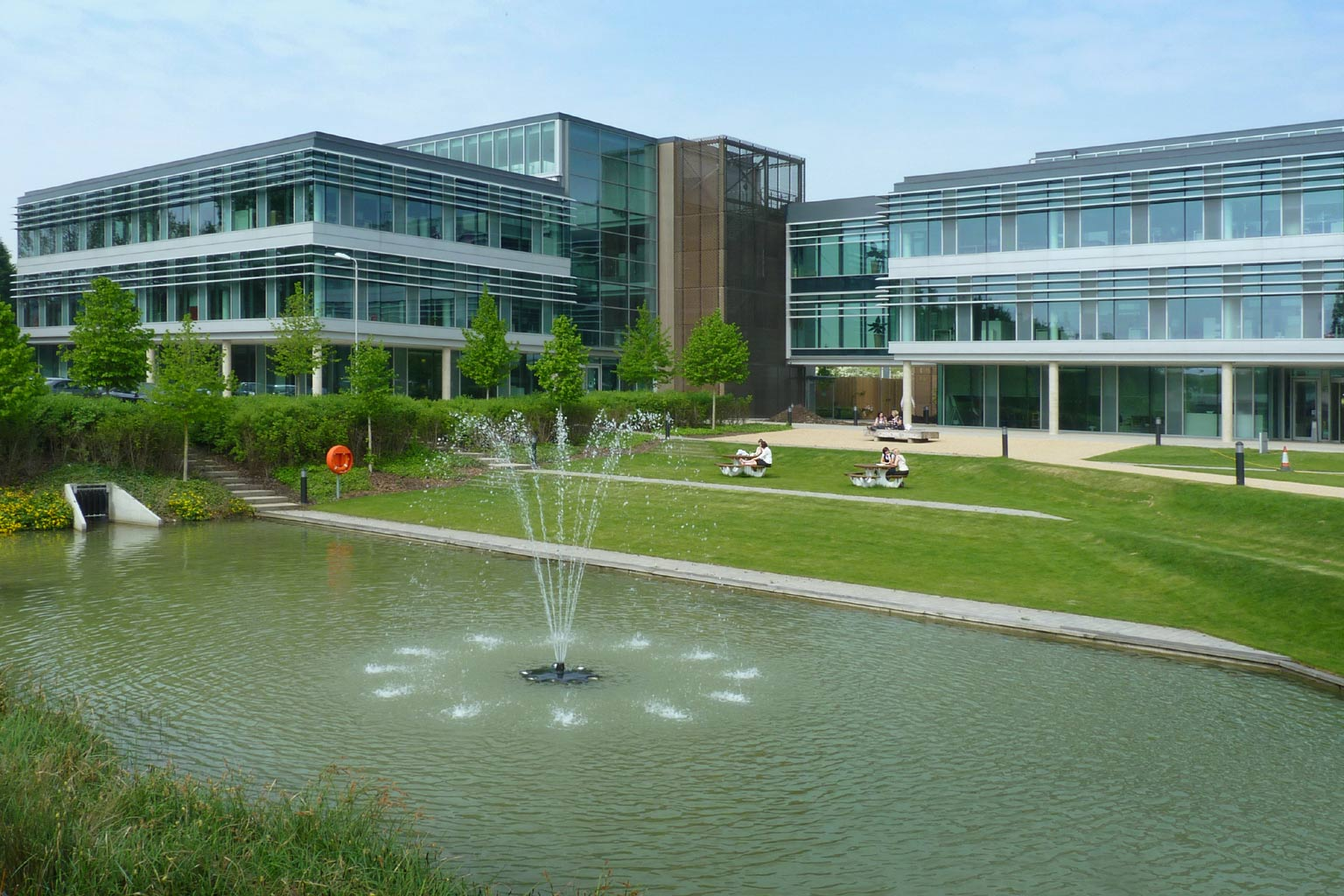 Plans for Cambridge Science Park Have Been Approved