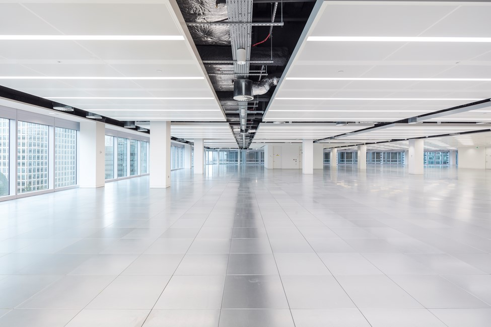 SAS REFURBISH HIGH-RISE 20 CANADA SQUARE
