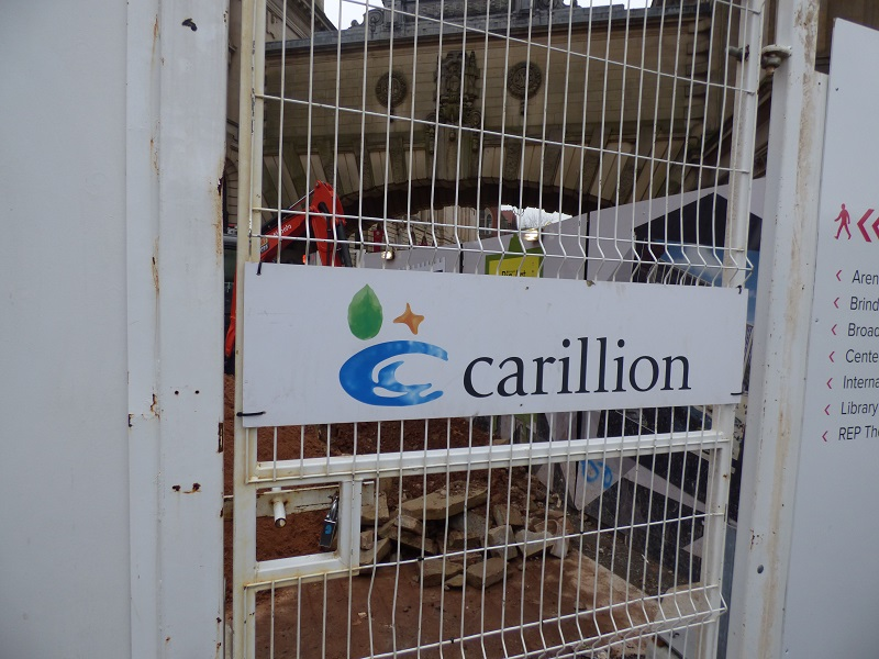 What Lessons Should Be Learnt After the Carillion?