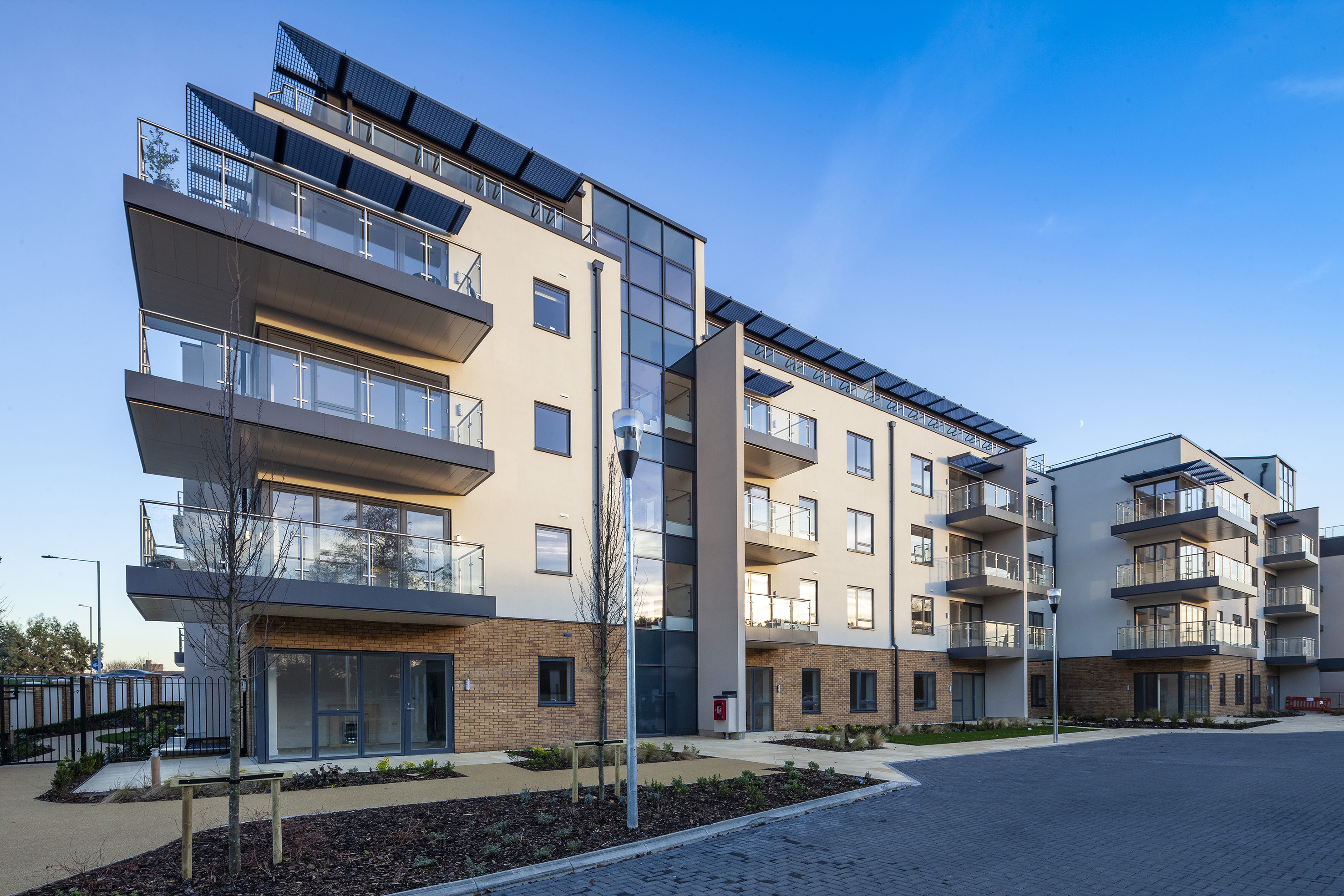 £35m Castle Retirement Living completes its first project of 135 new homes on time and to budget