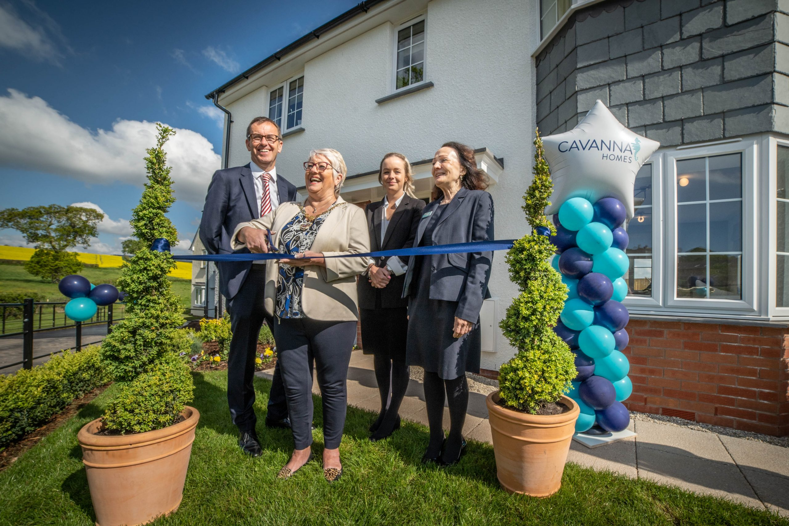 New Show Home Arrives in Dawlish