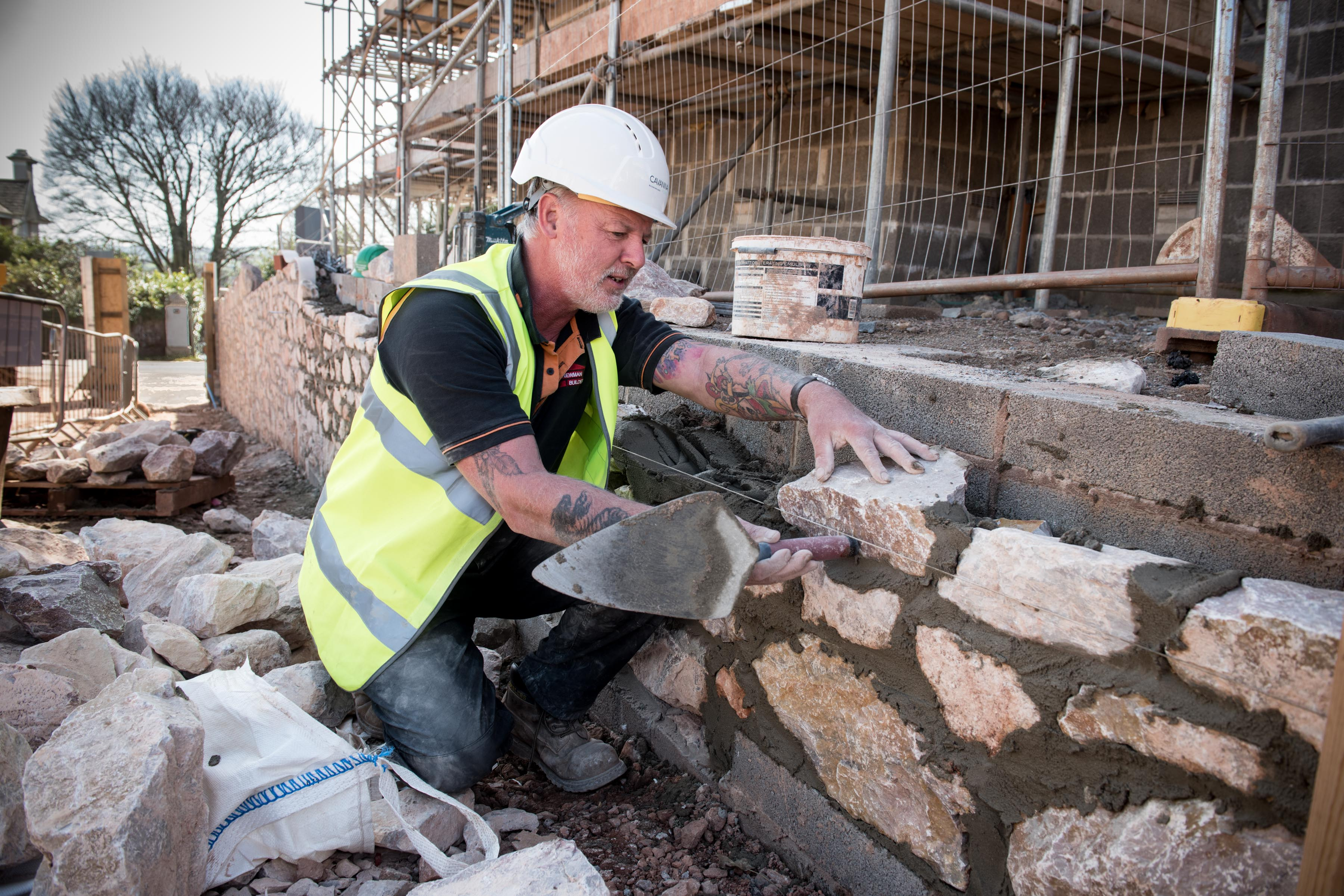 Cavanna Homes Invests in Artisan Bricklayer
