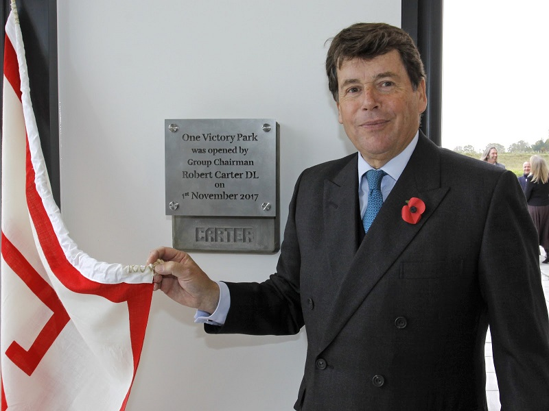 R G Carter Opens new Engineering Facility