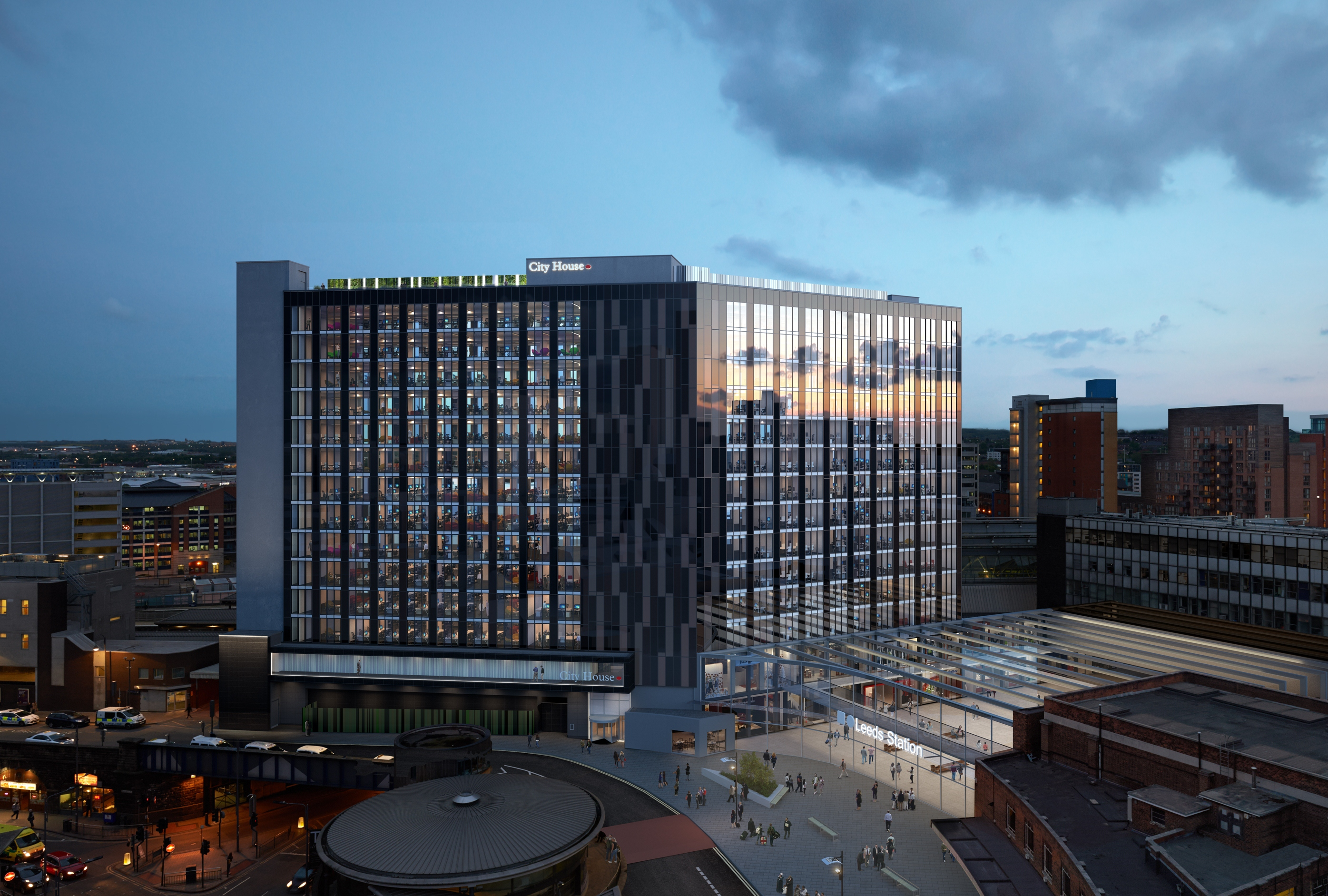 CBRE and Knight Frank Appointed at City House