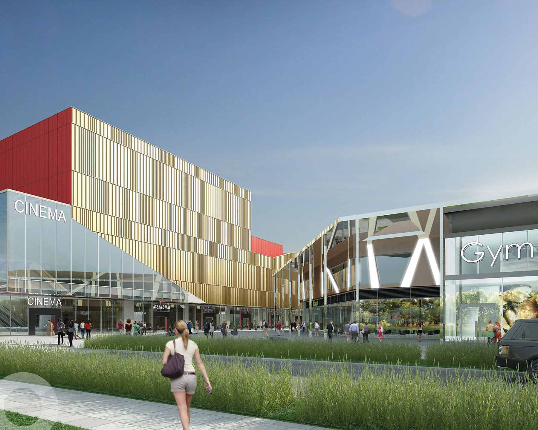 New Retail and Leisure Complex Opens in Leeds