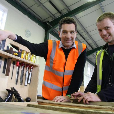 Construction Companies Benefit from National Apprenticeship Scholarship