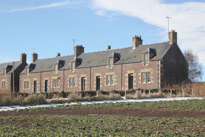 Galbraith and Roxburghe Estates Are Working Together on a Refurbishment Project