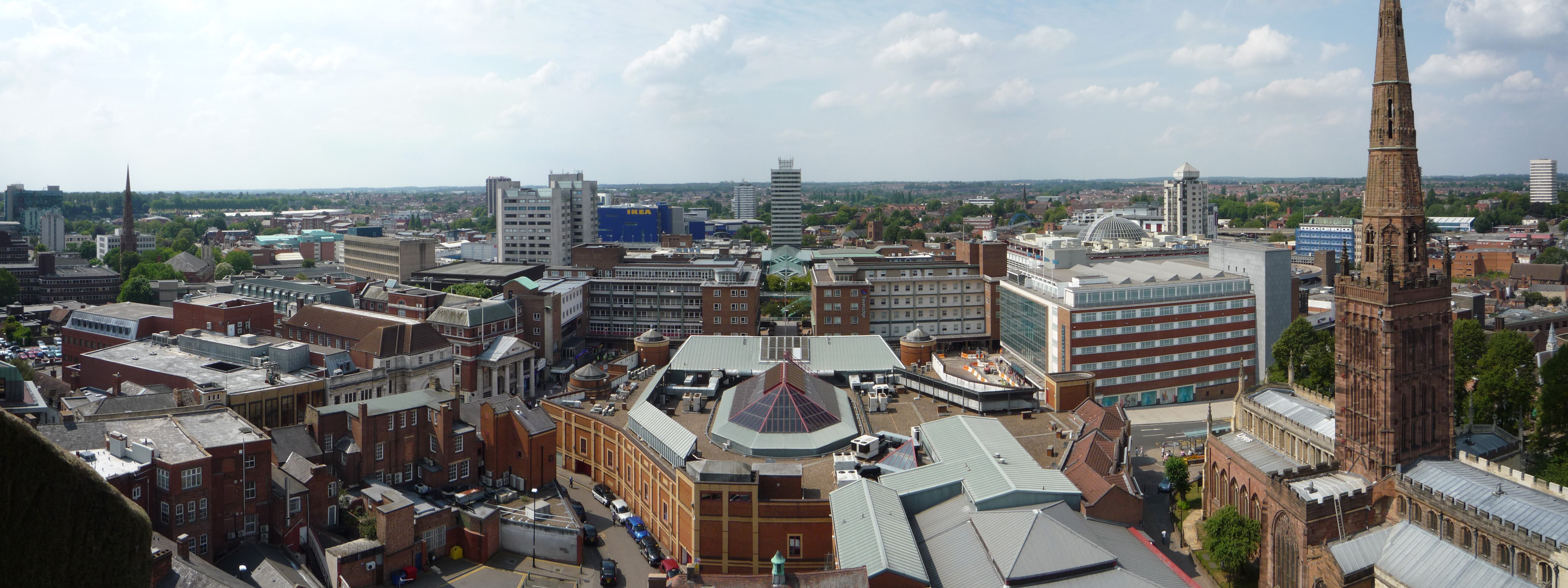 Coventry Transformation Plans Approved