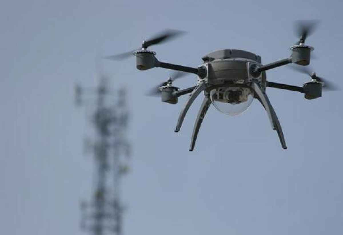 Drones To Be At The Forefront of Construction
