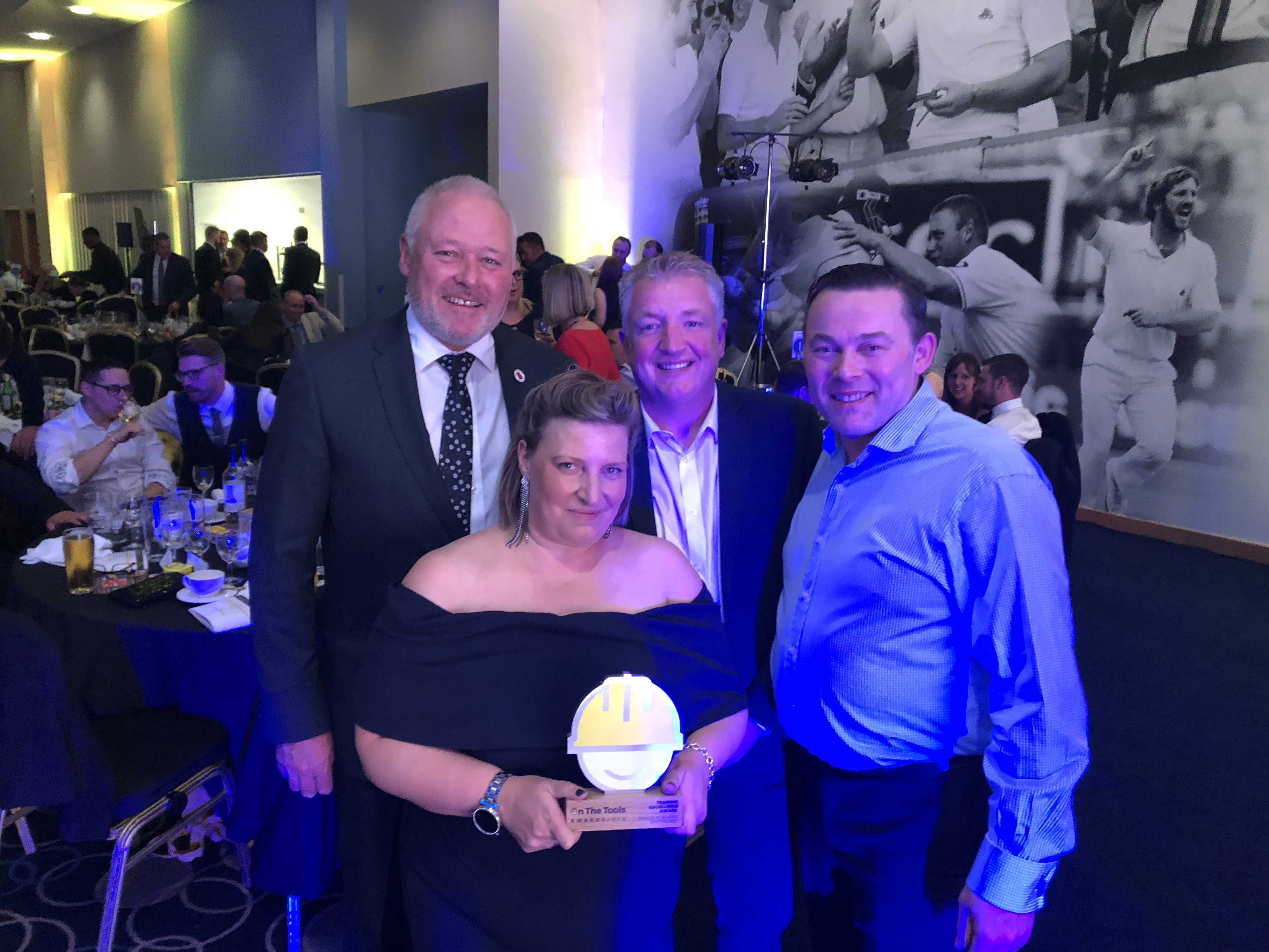 Dulux Academy Wins Training Excellence Award